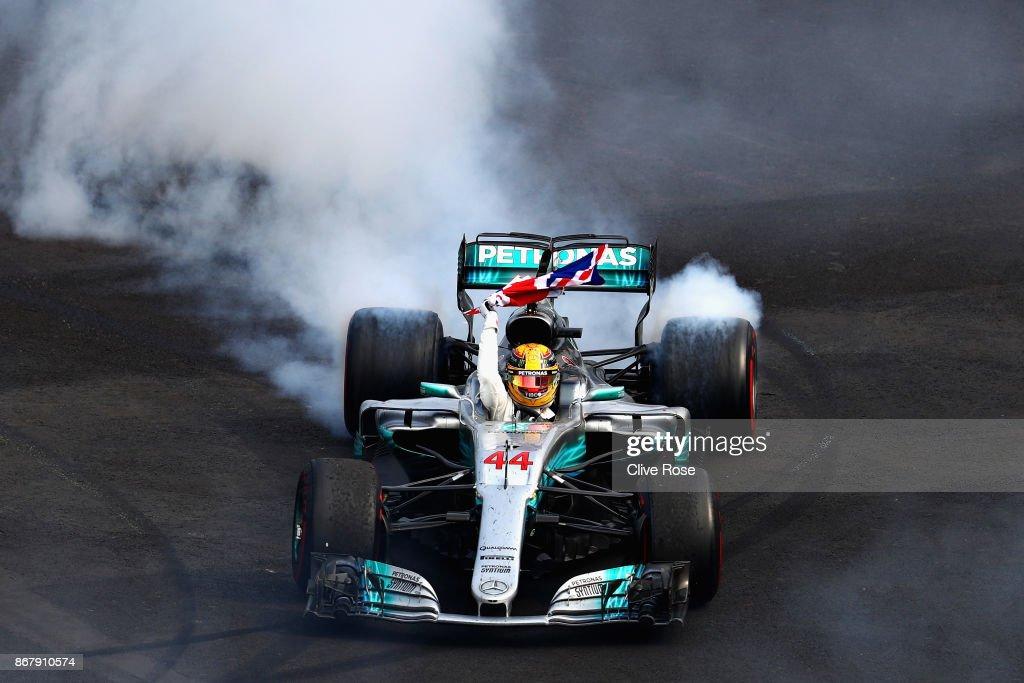 F1 Grand Prix of Mexico : ニュース写真