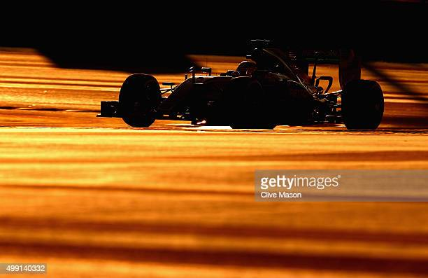 Lewis Hamilton of Great Britain and Mercedes GP drives during a reconnaissance lap before the Abu Dhabi Formula One Grand Prix at Yas Marina Circuit...