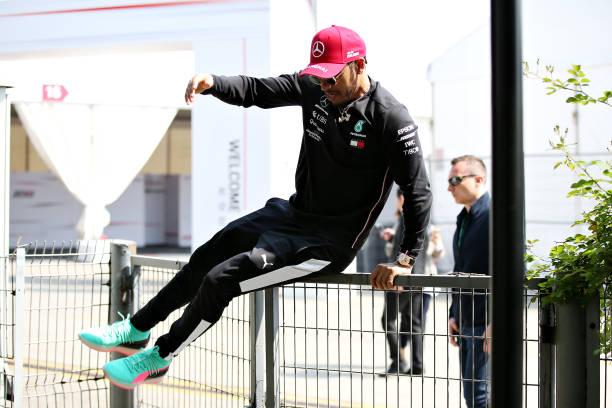 CHN: F1 Grand Prix of China - Qualifying