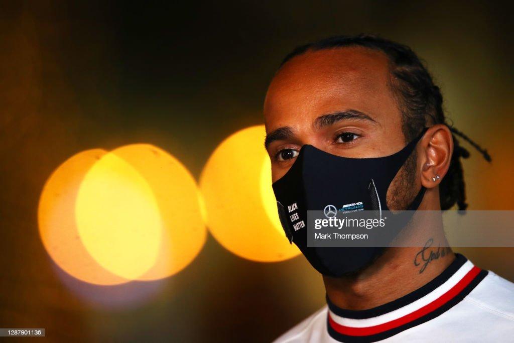 F1 Grand Prix of Bahrain - Previews : News Photo