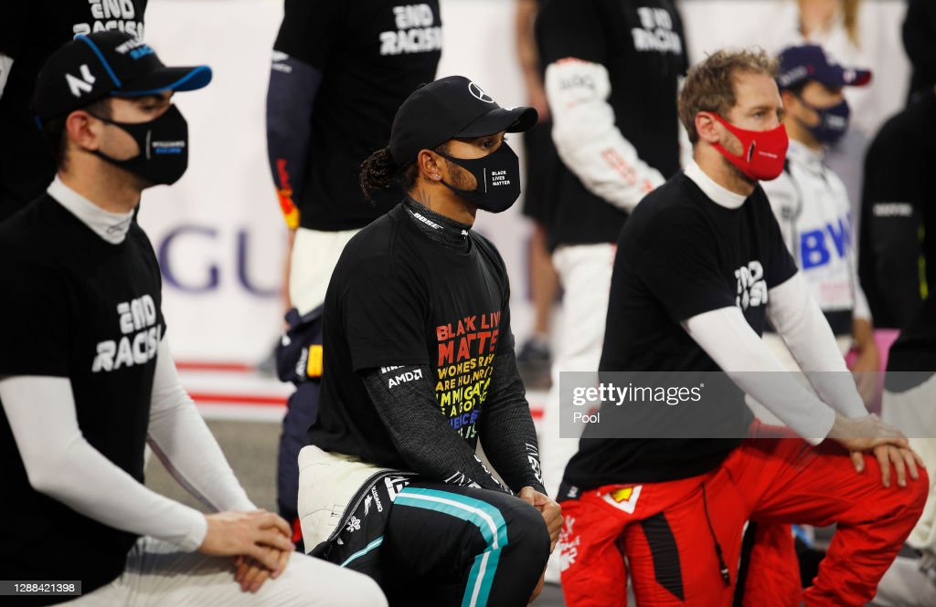 F1 Grand Prix of Bahrain : News Photo