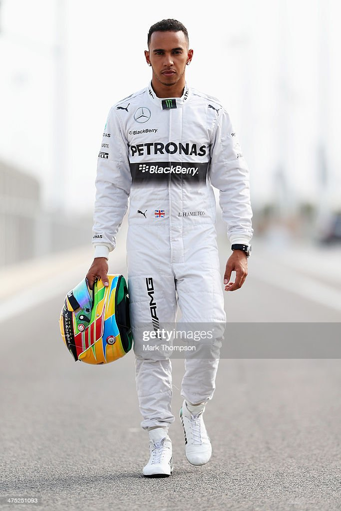F1 Testing in Bahrain - Day One : ニュース写真