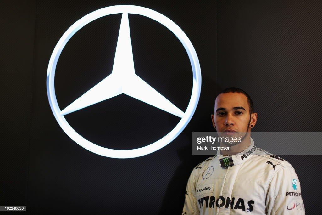 F1 Testing in Barcelona - Day Three : ニュース写真