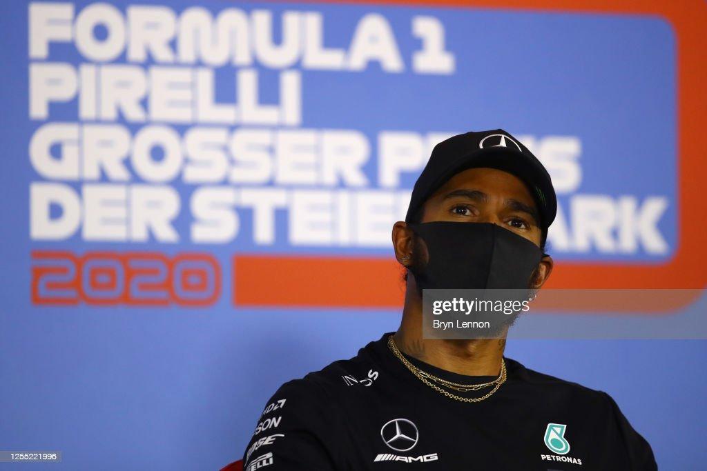 F1 Grand Prix of Styria - Previews : News Photo