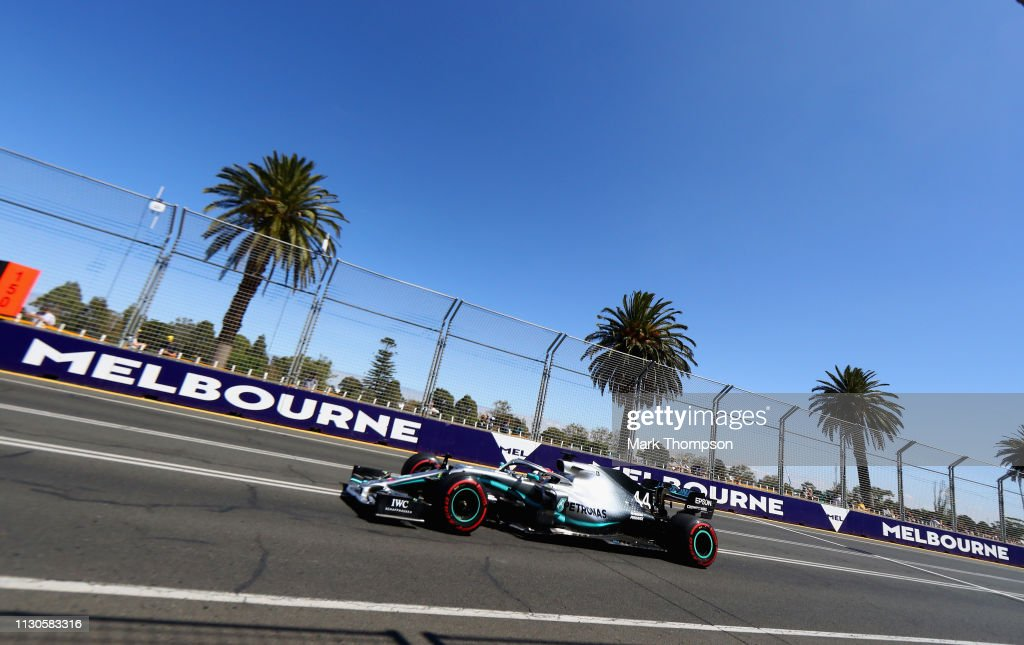 AUS: F1 Grand Prix of Australia - Practice