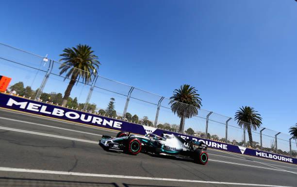 AUS: F1 Grand Prix of Australia - Practice