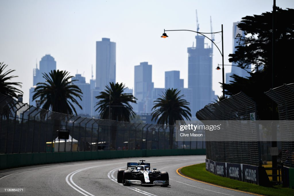 AUS: F1 Grand Prix of Australia - Qualifying