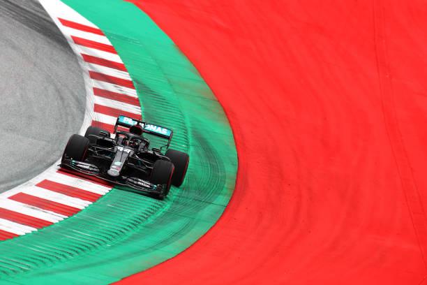 AUT: F1 Grand Prix of Austria - Practice