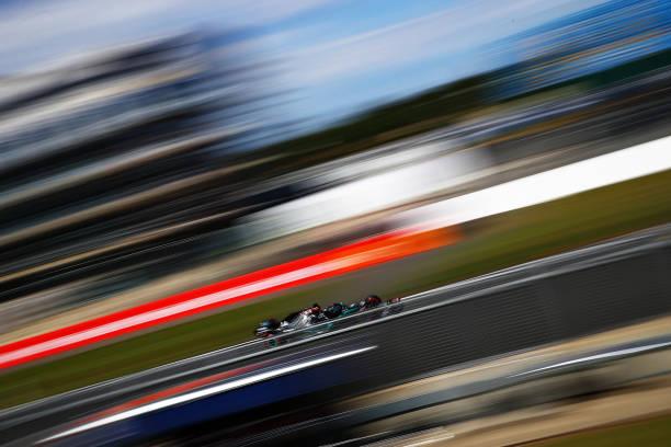 GBR: F1 70th Anniversary Grand Prix - Practice