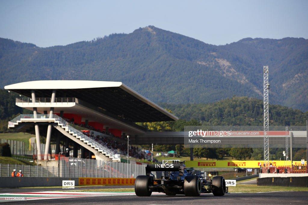 F1 Grand Prix of Tuscany : News Photo