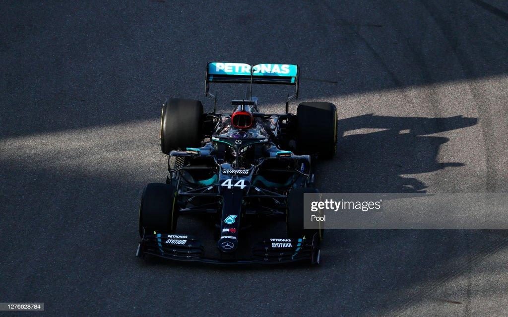 F1 Grand Prix of Russia - Practice : ニュース写真