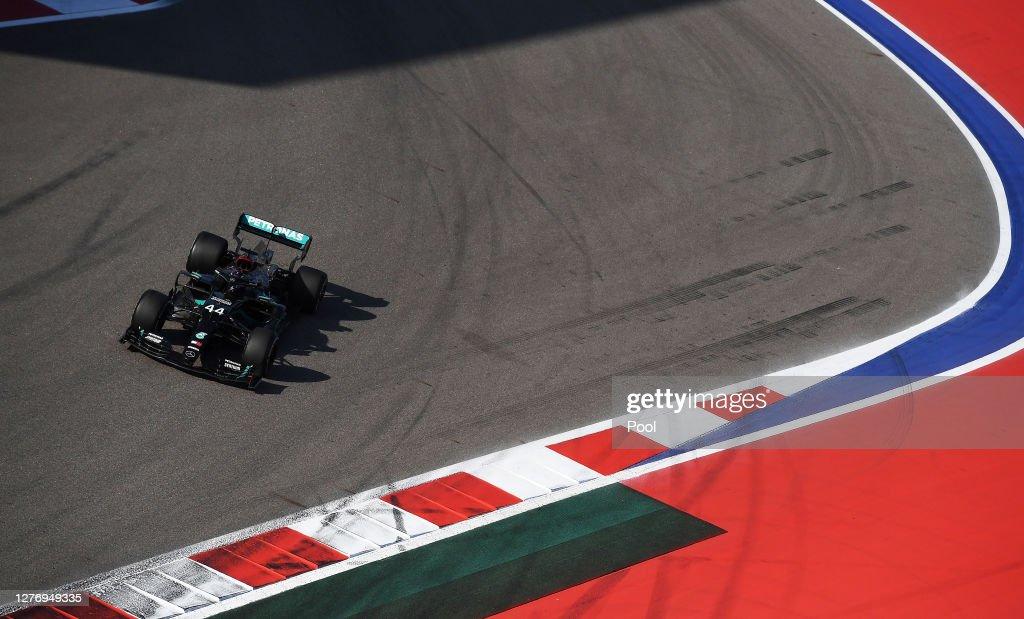 F1 Grand Prix of Russia : News Photo
