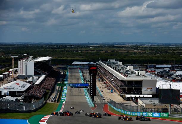TX: F1 Grand Prix of USA