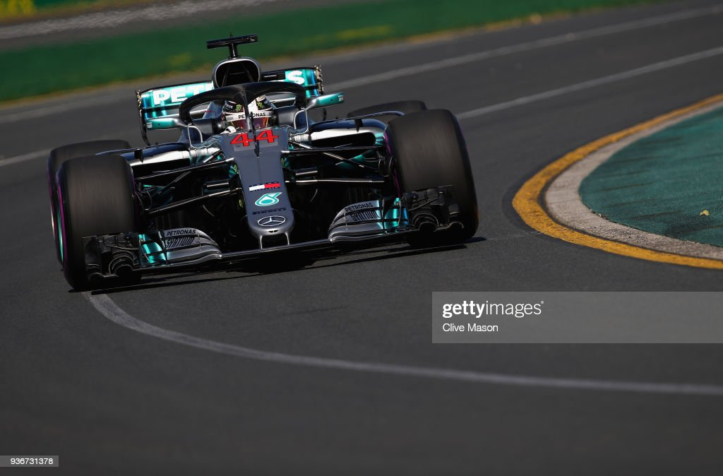 IN FOCUS: 2018 F1 Season Begins at Albert Park Australia