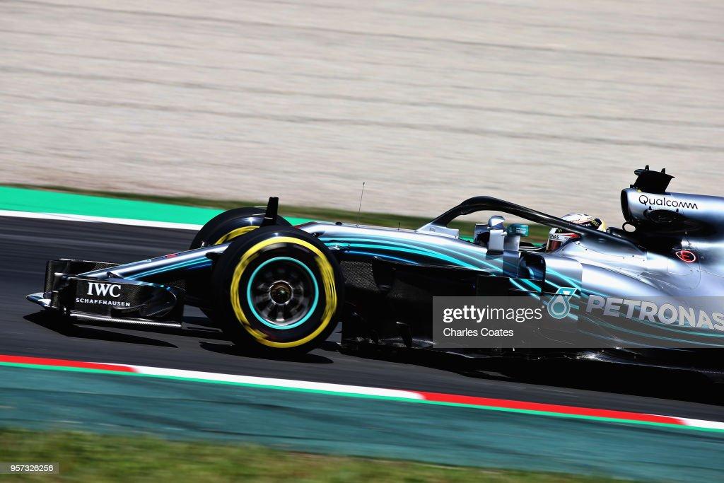 Spanish F1 Grand Prix - Practice : Fotografía de noticias