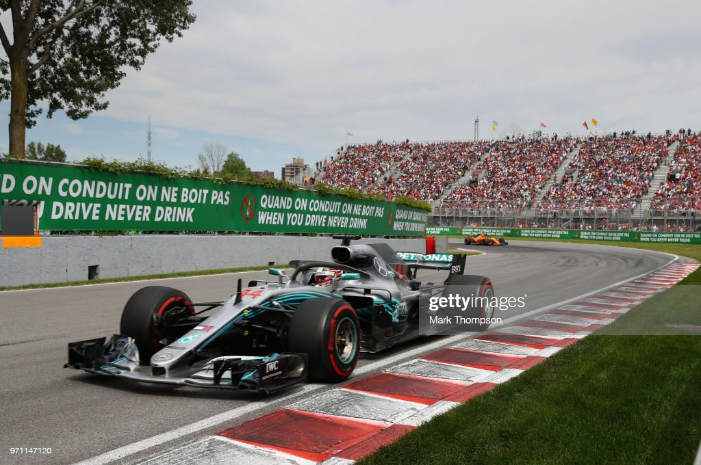 Canadian F1 Grand Prix : News Photo