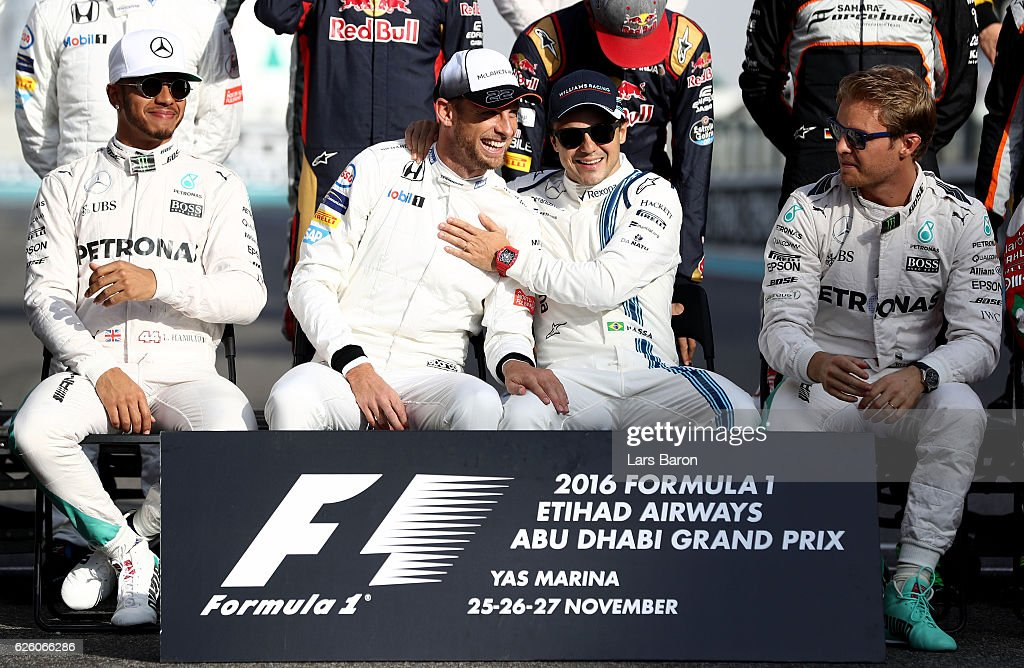 F1 Grand Prix of Abu Dhabi : News Photo