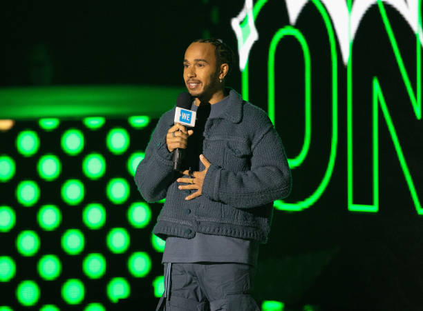 GBR: WE Day UK 2020 - Arrivals