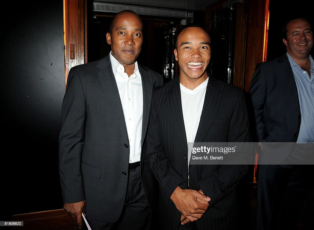 8558a8667626 Lewis Hamilton s father Anthony Hamilton and brother Nicholas ...