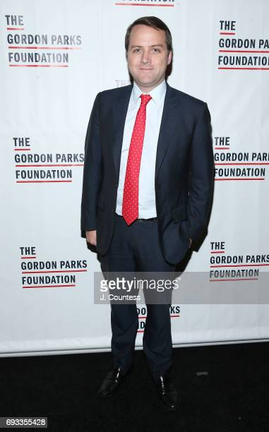 Lewis Hart attends the 2017 Gordon Parks Foundation Awards Gala at Cipriani 42nd Street on June 6 2017 in New York City