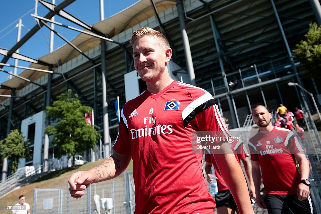 Hamburger SV - Training Session : News Photo