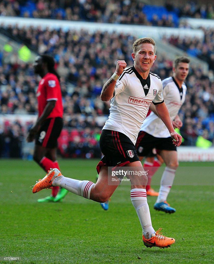 Cardiff City v Fulham - Premier League : News Photo