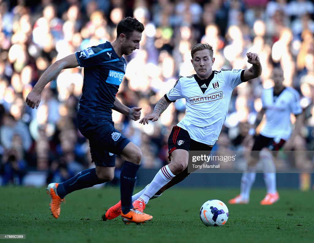 Fulham v Newcastle United - Premier League : News Photo