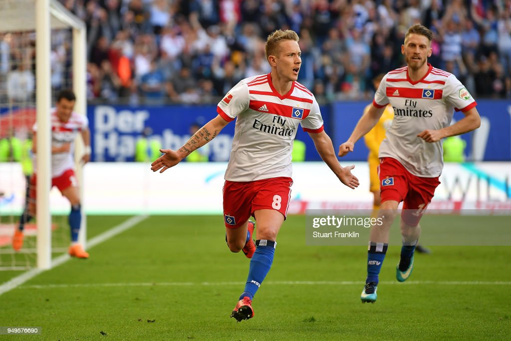 Hamburger SV v Sport-Club Freiburg - Bundesliga
