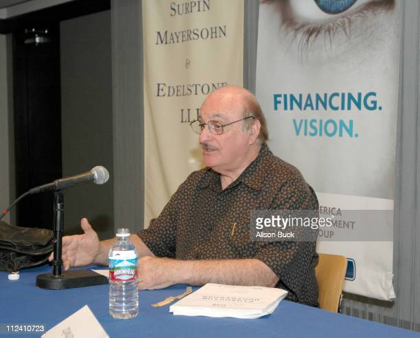 Lewis Horwitz during 2005 Los Angeles Film Festival Financing Conference in Los Angeles California United States