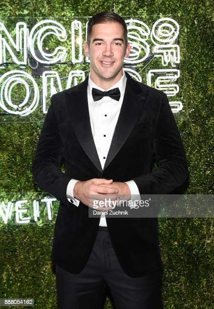 Lewis Howes attends the 2017 Pencils of Promise Gala at Central Park on December 7 2017 in New York City