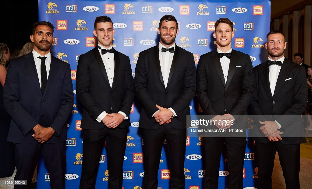 West Coast Eagles Brownlow Medal Function In Perth
