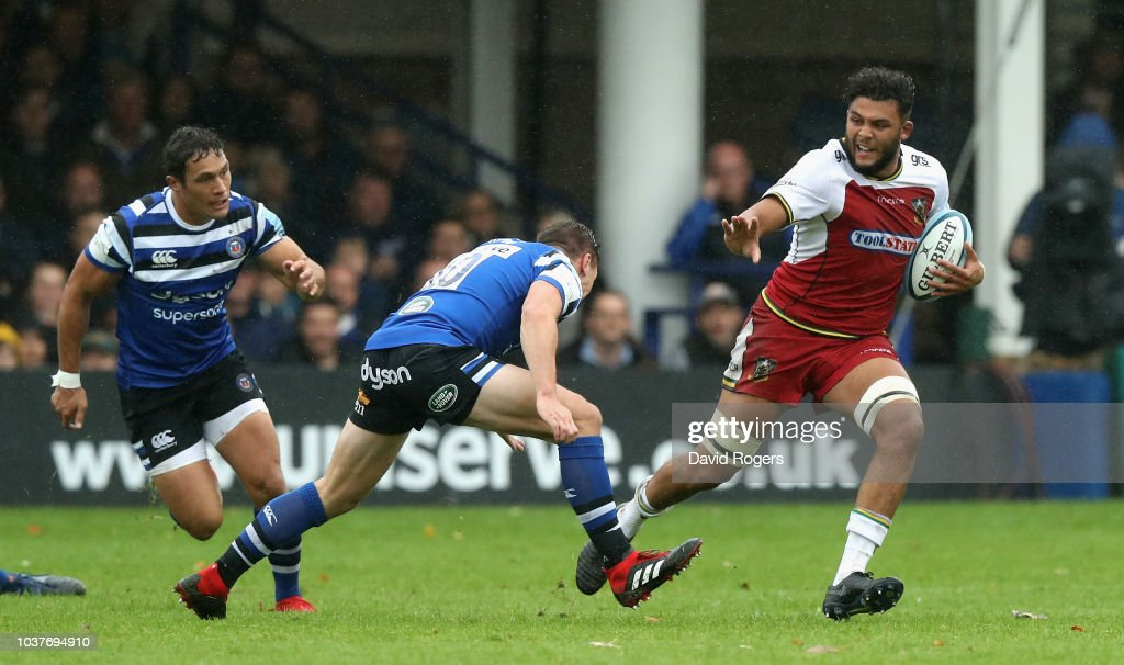 Bath Rugby v Northampton Saints - Gallagher Premiership Rugby : News Photo