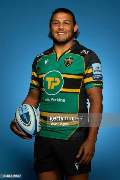 Lewis Ludlam of Northampton Saints poses for a photo during the Gallagher Premiership Rugby Season Launch at Twickenham Stadium on September 09, 2021...