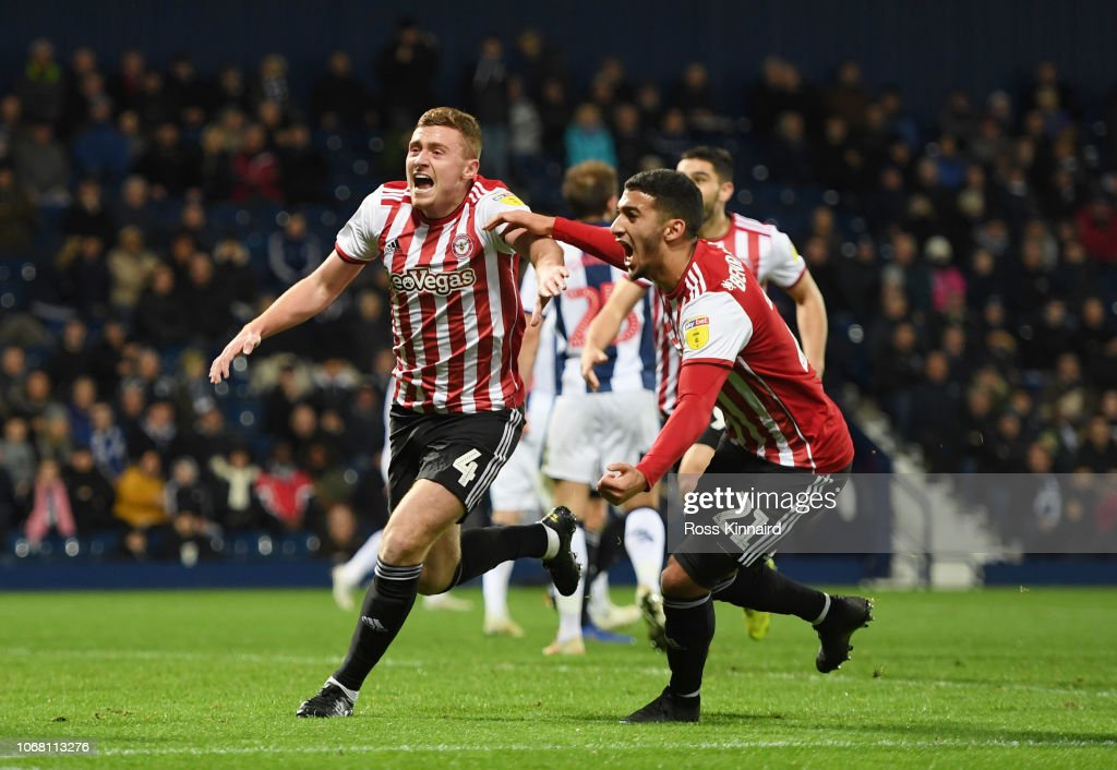 West Bromwich Albion v Brentford - Sky Bet Championship : News Photo