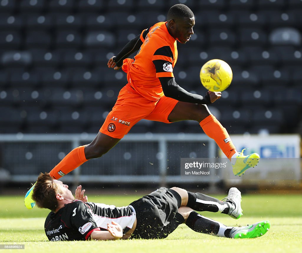 Dundee Utd v Dunfermline - Scottish League Cup