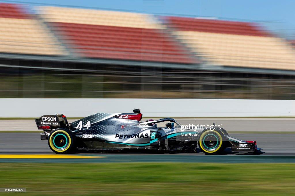 F1 Pre Season Testing 2020 In Barcelona : News Photo