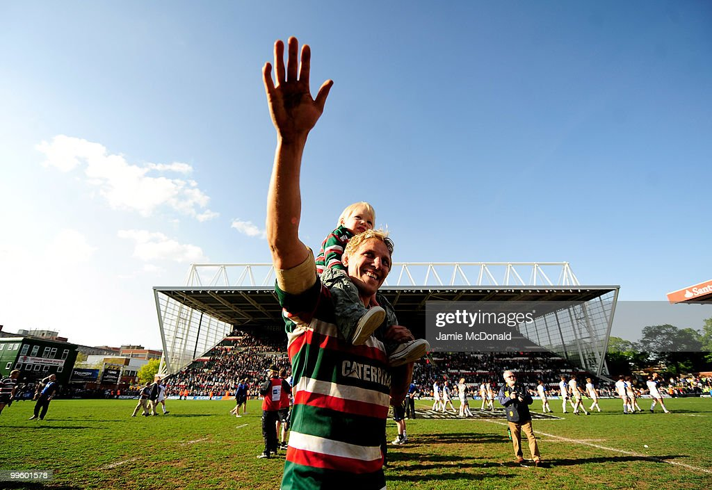 Leicester Tigers v Bath - Guinness Premiership Semi Final