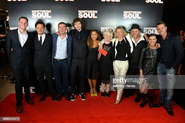 Lewis Morris, Elliot Langridge, Steve Coogan, Joshua Whitehouse, Antonia Thomas, Debbie Gray, Elaine Constantine, John Thomson, Lisa Stansfiel and...