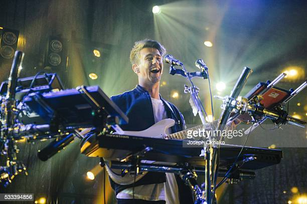 Lewis performs on Day 3 of The Great Escape Festival on May 21 2016 in Brighton England