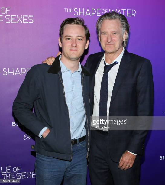 Lewis Pullman and Bill Pullman attend the Fox Searchlight TIFF Party at Four Seasons Centre For The Performing Arts on September 10 2017 in Toronto...