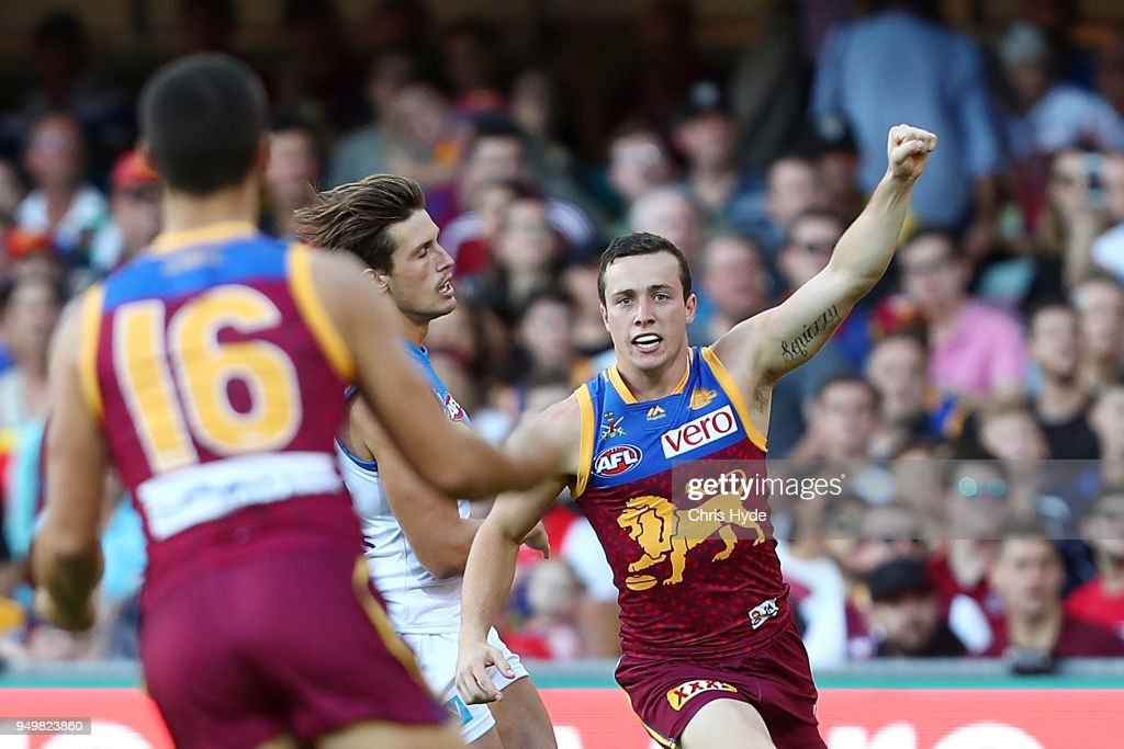 AFL Rd 5 - Brisbane v Gold Coast