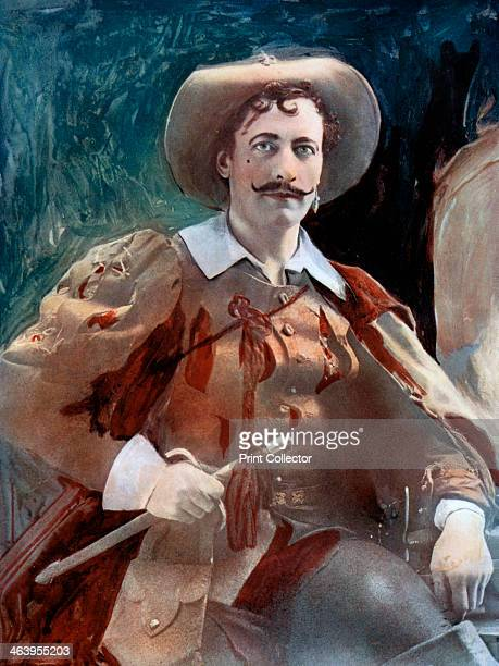Lewis Waller in The Three Musketeers c1902 English actor Lewis Waller in an adaptation of Alexandre Dumas' famous book