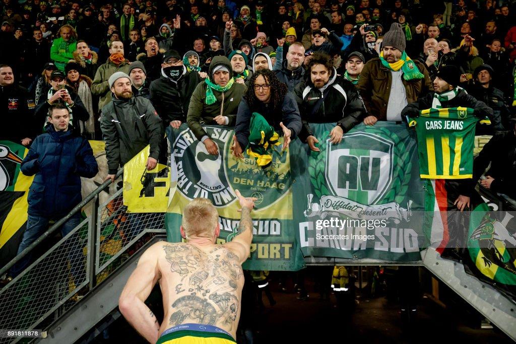Lex Immers Of Ado Den Haag Fc Den Haag Tattoo Supporters