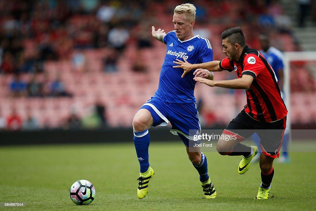 Bournemouth v Cardiff City - Pre-Season Friendly