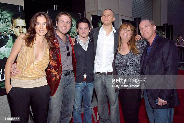 Lexi Alexander director and Terence Jay Elijah Wood Charlie Hunnam Deborah Del Prete producer and guest
