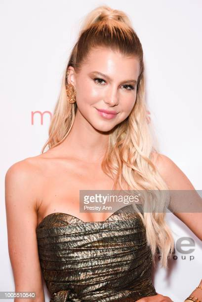 Lexi Atkins attends Special Screening of THE ROW featuring Natali Yura at Sunset 5 on July 25 2018 in West Hollywood California