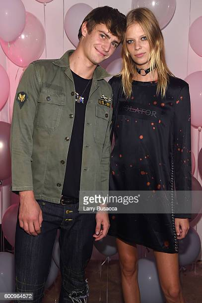 Lexi Boling attends the Jimmy Choo 20th Anniversary Event during New York Fashion Week on September 8 2016 in New York City