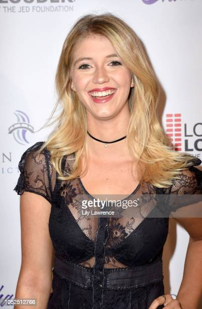 Lexi Dibenedetto attends 'Give Me Your Hand' By Shannon K Video Release Event Supporting Love Is Louder Cha on October 18 2018 in Los Angeles...
