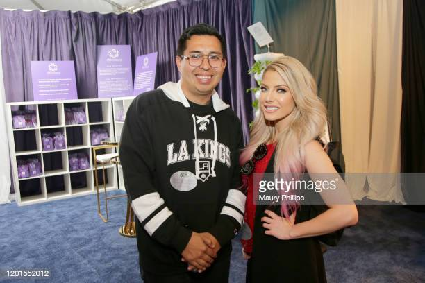 Lexi Kaufman attends the GRAMMY Gift Lounge during the 62nd Annual GRAMMY Awards at STAPLES Center on January 23, 2020 in Los Angeles, California.