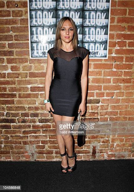 Lexi Love attends the LOOK series premiere at Cinespace on September 30 2010 in Los Angeles California